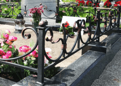 Благоустройство захоронений | kovka