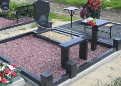 Благоустройство захоронений | mebel iz granita