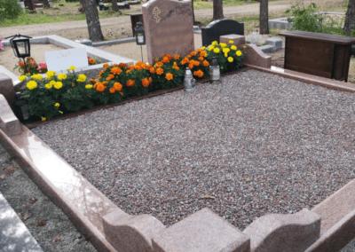 Благоустройство захоронений | zheltau uld